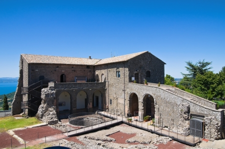 Rocca dei Papi. Montefiascone. Lazio. Italy. Stock Photo - 15902817