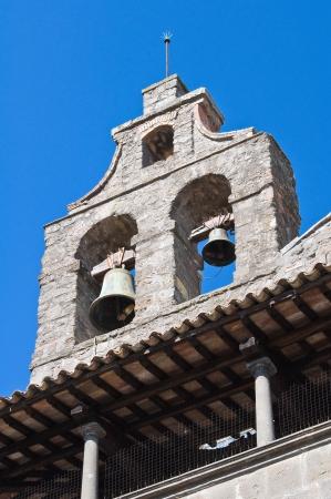 etrurian: Basilica of St  Flaviano  Montefiascone  Lazio  Italy