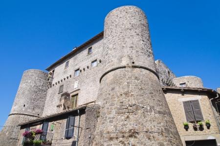 tuscia: Anguillara castle  Ronciglione  Lazio  Italy