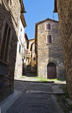etrurian: Alleyway  Ronciglione  Lazio  Italy