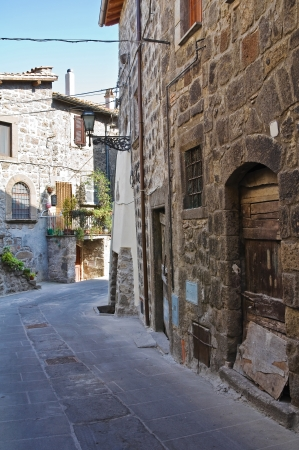 Alleyway. Vitorchiano. Lazio. Italy. Stock Photo - 15991920