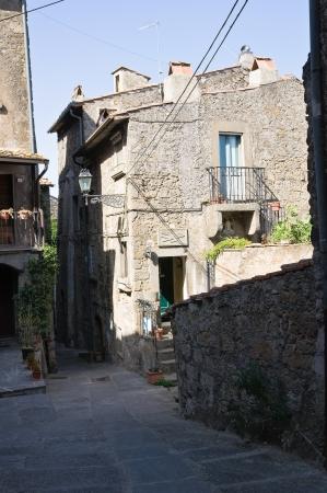 Alleyway. Vitorchiano. Lazio. Italy. Stock Photo - 15992655