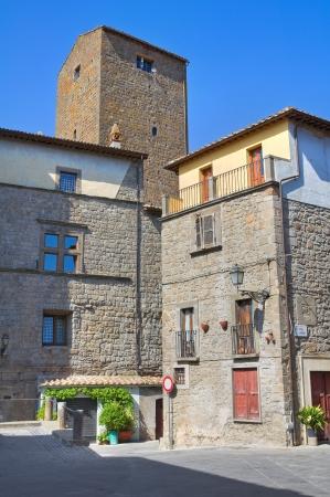Alleyway. Vitorchiano. Lazio. Italy. Stock Photo - 15991931