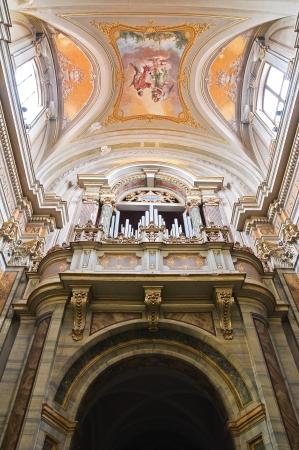 ecclesiastical: Cathedral of Sutri  Lazio  Italy   Editorial