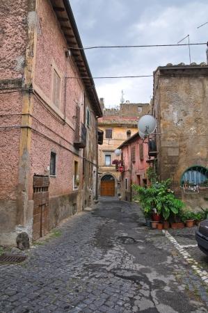 Alleyway. Nepi. Lazio. Italy. Stock Photo - 15991695