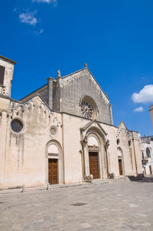 Basilica of St  Caterina  Galatina  Puglia  Italy   photo