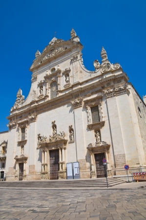 Mother church  Galatina  Puglia  Italy   photo
