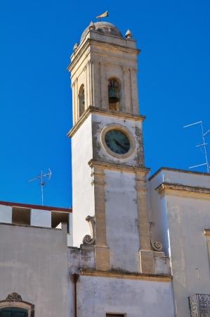 clocktower: Clocktower. Copertino. Puglia. Italy.