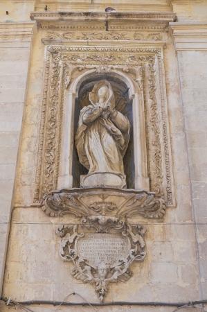 Church of Madonna Addolorata  Galatina  Puglia  Italy  Stock Photo - 16152196