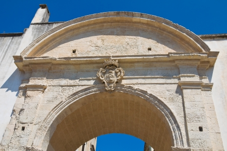 Porta Luce  Galatina  Puglia  Italy  Stock Photo - 16152206
