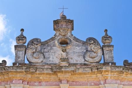 Church of St  Trifone  Nardo  Puglia  Italy Stock Photo - 16159959