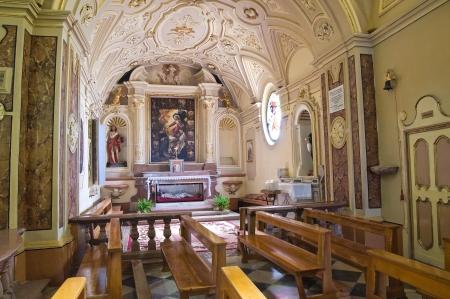 foggia: Cathedral of St  Nicola  Santagata di Puglia  Puglia  Italy