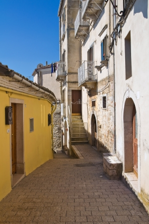 Alleyway  Santagata di Puglia  Puglia  Italy Stock Photo - 16263155