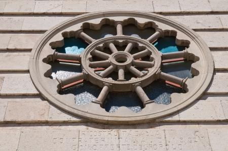 santagata: Church of St  Maria delle Grazie  Santagata di Puglia  Puglia  Italy