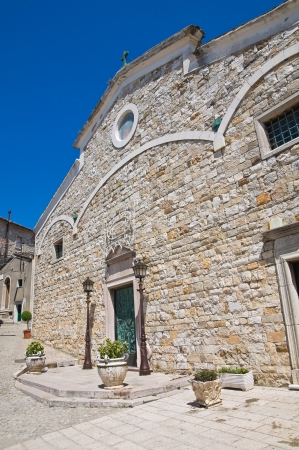 Cathedral of St  Nicola  Santagata di Puglia  Puglia  Italy  photo
