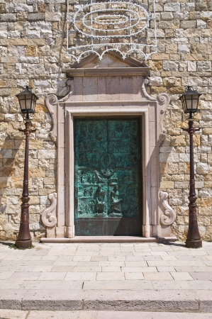 santagata: Cathedral of St  Nicola  Santagata di Puglia  Puglia  Italy