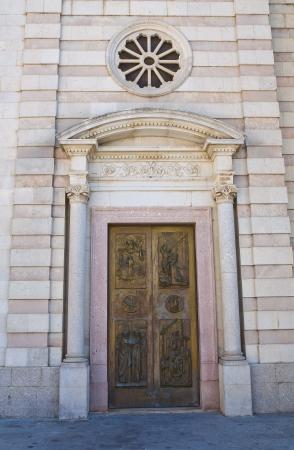 daunia: Church of St  Annunziata  Santagata di Puglia  Puglia  Italy