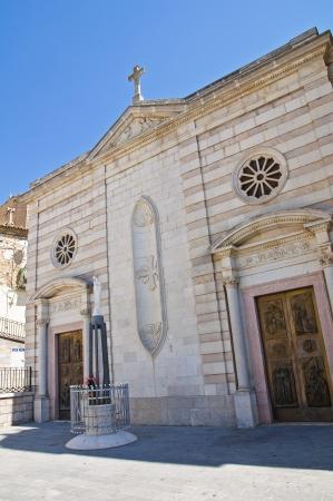 Church of St  Annunziata  Santagata di Puglia  Puglia  Italy Stock Photo - 16263338