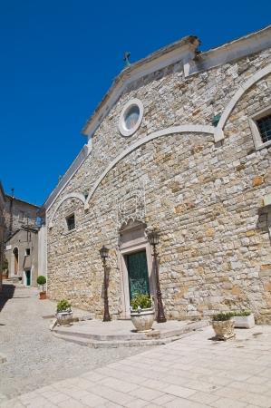 Cathedral of St  Nicola  Santagata di Puglia  Puglia  Italy