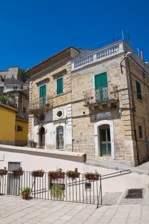 Alleyway  Santagata di Puglia  Puglia  Italy  Editorial