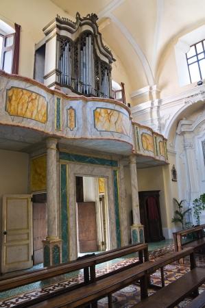 ecclesiastical: Church of Annunziata. Maratea. Basilicata. Italy.