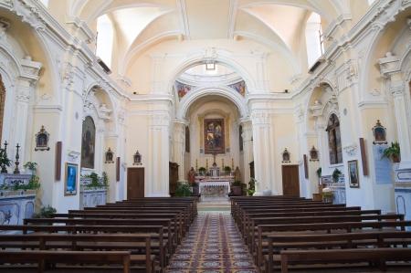 maratea: Church of Annunziata. Maratea. Basilicata. Italy.