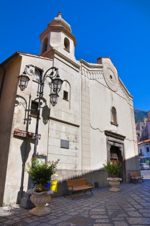Church of Immacolata. Maratea. Basilicata. Italy.