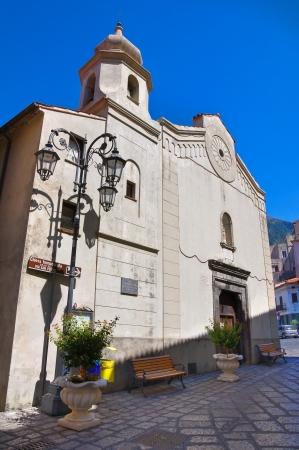 maratea: Church of Immacolata. Maratea. Basilicata. Italy.