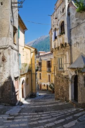 maratea: Alleyway. Maratea. Basilicata. Italy.