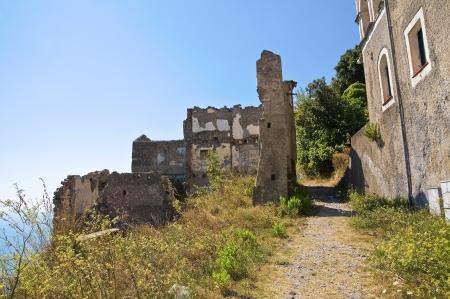 maratea: View of Maratea  Basilicata  Italy