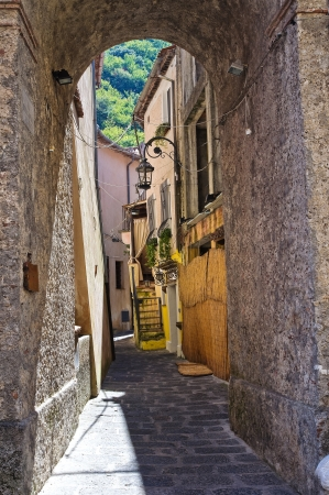 Alleyway  Maratea  Basilicata  Italy  Stock Photo - 16347078