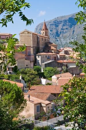 maratea: Panoramic view of Maratea  Basilicata  Italy  Stock Photo