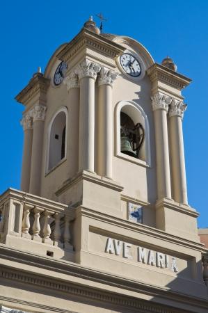 ecclesiastical: Church of St  Maria di Porto Salvo  Maratea  Basilicata  Italy