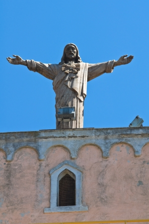 Historical church  Santagata di puglia  Puglia  Italy