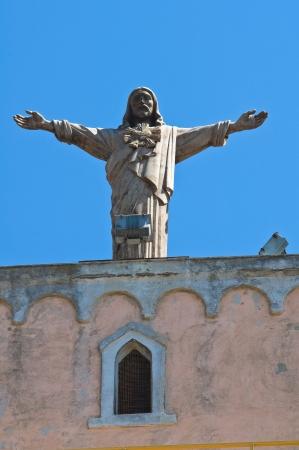 santagata: Historical church  Santagata di puglia  Puglia  Italy
