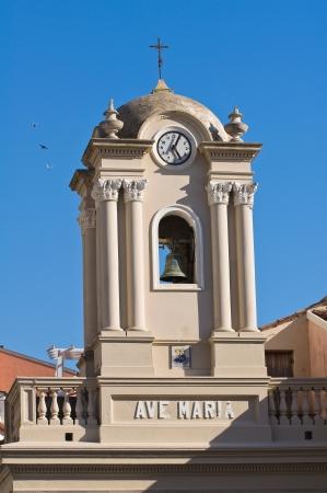 maratea: Church of St. Maria di Porto Salvo. Maratea. Basilicata. Italy.