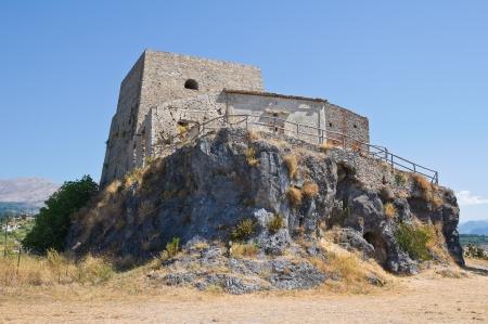 Talao tower. Scalea. Calabria. Italy.  Stock Photo - 16425616