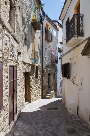valsinni: Alleyway. Valsinni. Basilicata. Italy.