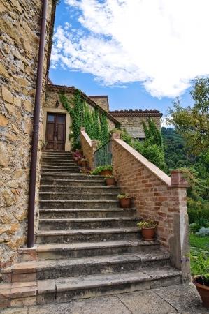 valsinni: Castle of Valsinni. Basilicata. Italy.  Stock Photo
