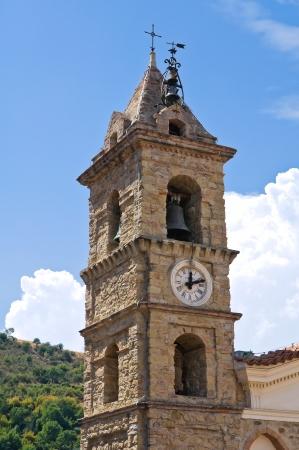 valsinni: Mother church. Valsinni. Basilicata. Italy.