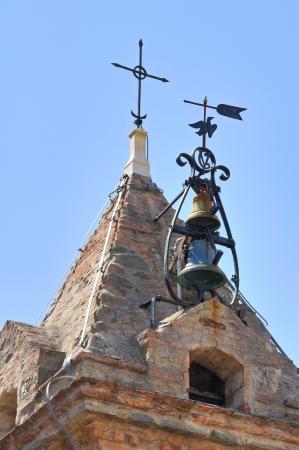 valsinni: Mother church  Valsinni  Basilicata  Italy