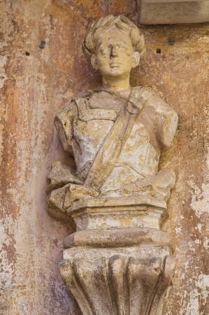Romito palace. Gallipoli. Puglia. Italy.  Stock Photo - 16704937