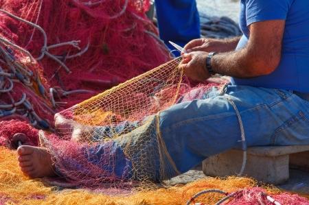 Fisherman. Stock Photo - 16715638
