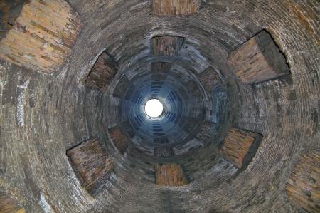 tuscia: St  Patrick well  Orvieto  Umbria  Italy