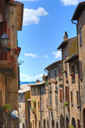View of Orvieto. Umbria. Italy. Stock Photo - 16921372