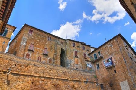 View of Orvieto. Umbria. Italy. Stock Photo - 16921378