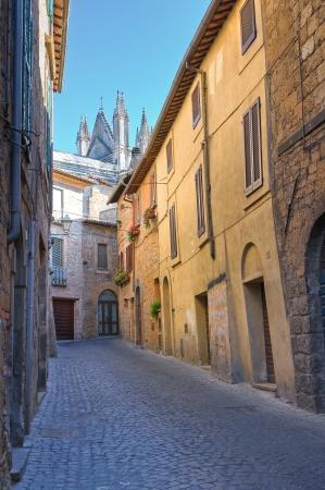 Alleyway  Orvieto  Umbria  Italy   Stock Photo - 16920201