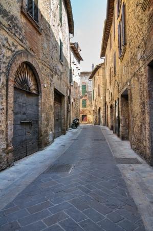 Alleyway  San Gemini  Umbria  Italy   Stock Photo - 16920203