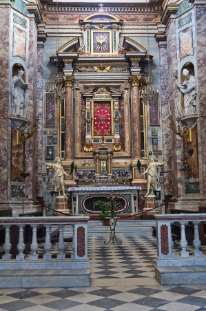 etrurian: Cathedral of Amelia. Umbria. Italy.