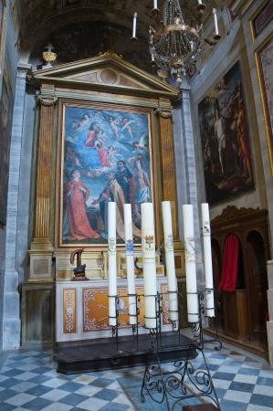 tuscia: Cathedral of Amelia. Umbria. Italy.